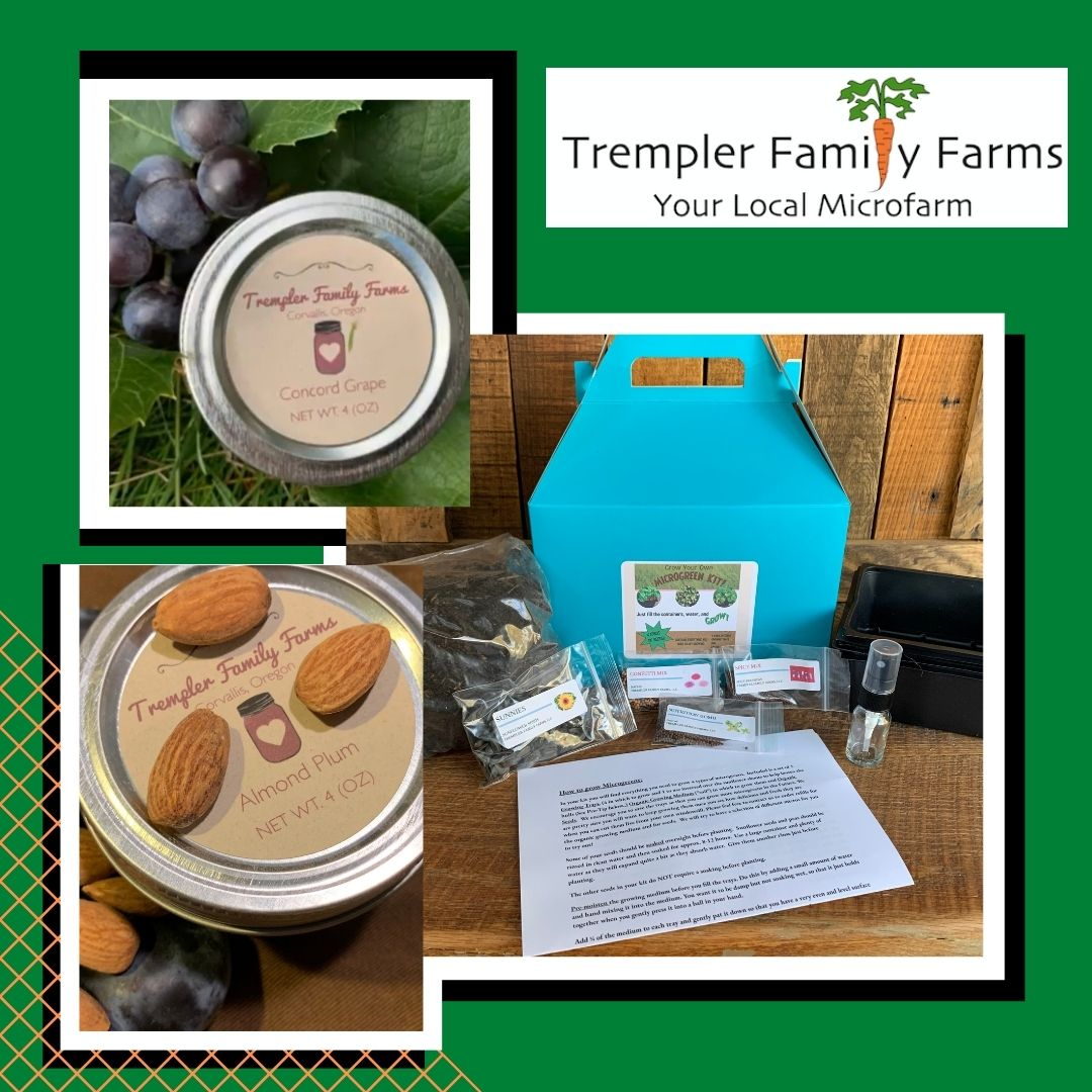 Trempler Family Farms - shopping page